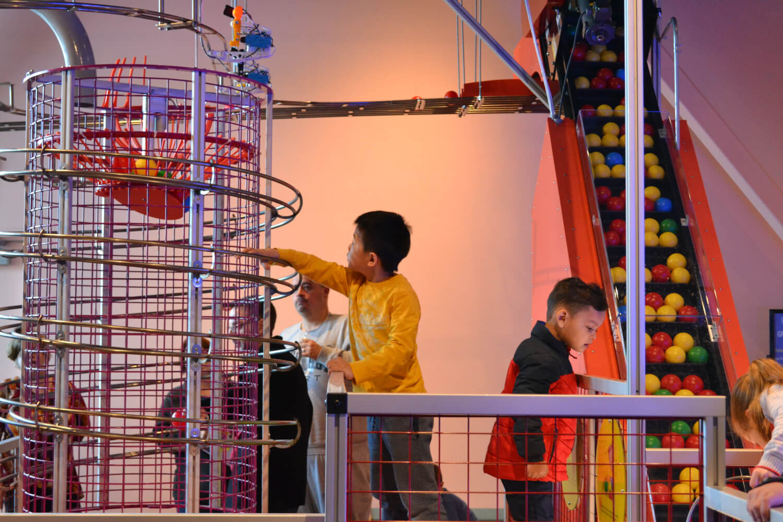 Engineers On a Roll  Da Vinci Science Center  Da Vinci