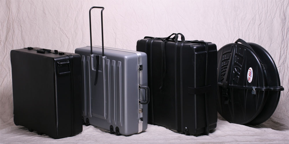 Bicycle Travel Cases S&S Couplers