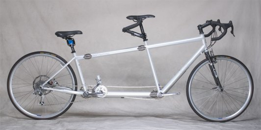 S&S Coupled Road Tandem Bicycle