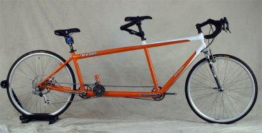 Joint Venture Road Tandem Bike