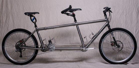 da Vinci Joint AdVenture Tandem Bicycle