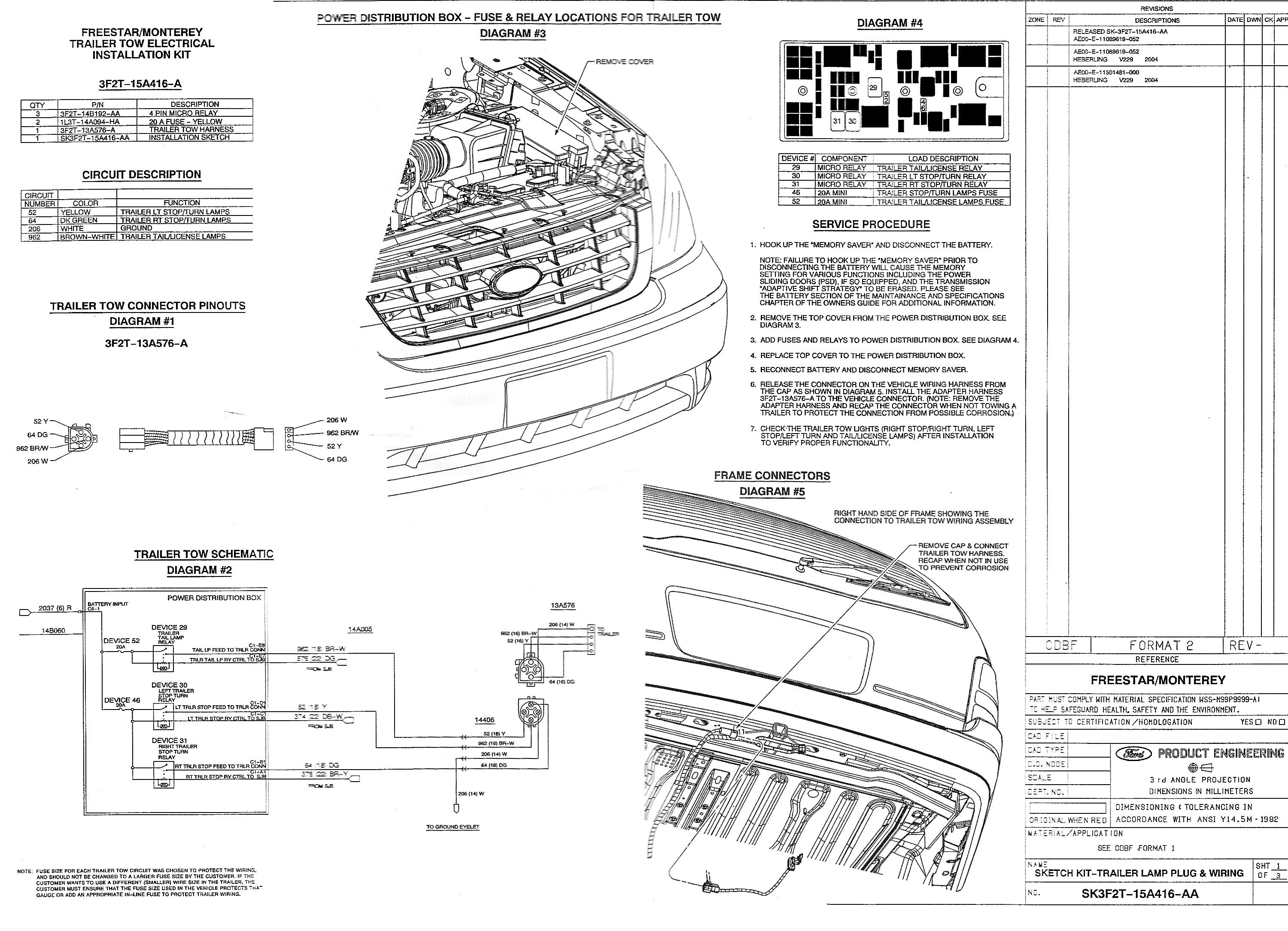 F57b 14b192 Aa Relay Diagram. Parts. Wiring Diagram Images