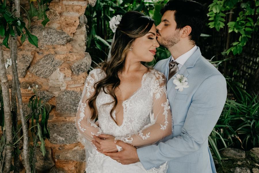 Bábara e Ernane | Casamento