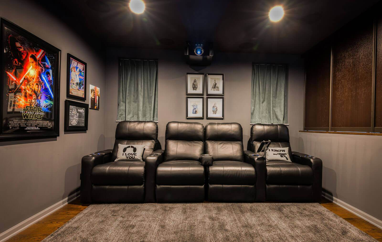 hight resolution of audio video home theater excellence