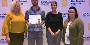 DCH Named One of Iowa's Top Workplaces for Third Year