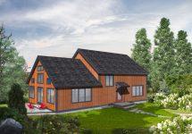 Modern Prefab Barn Homes
