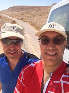 51. Walking buddies on a cycling trip - Day 5