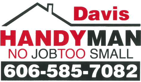 Davis Handyman Logo and phone number