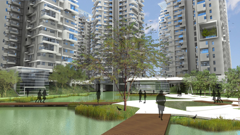 湖光國宅典範生態社區   達觀規劃設計