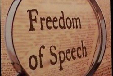 A Conundrum of Free Speech