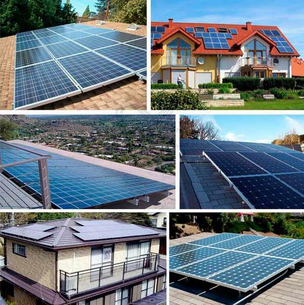 Las baterías de litio para aplicaciones solares