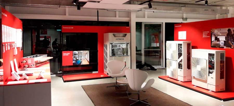 Nuevo Showroom y Training Center