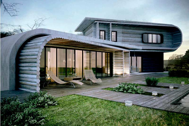 ¿Conoces las casas ecológicas sustentables?