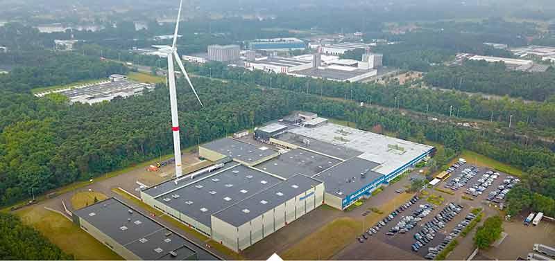 Panasonic ya opera en sus primeras fábricas con cero emisiones de CO2