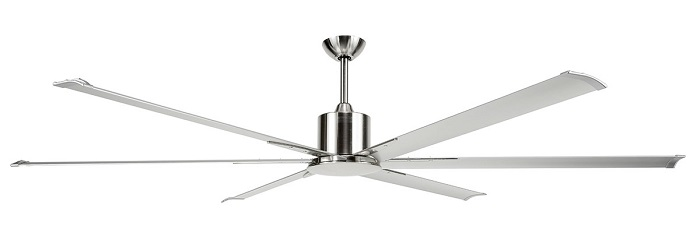 18515/13 MAELSTROM 84″ Industrial Style Ceiling Fan