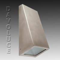 ENDO Exterior wall light from Telbix, Stainless Steel wall ...