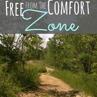 Breaking Free from the Comfort Zone