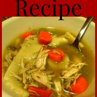 Happy Thanksgiving & Turkey Noodle Soup Recipe
