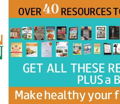 Fabulous Resources to Help You Organize Your Home & Health in 2015!