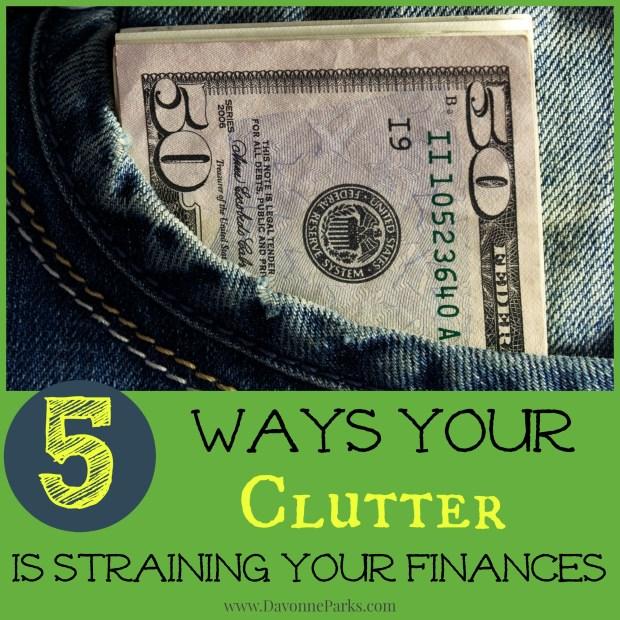 5WaysClutterCosts