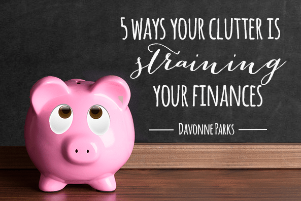 clutter-is-straining-your-finances