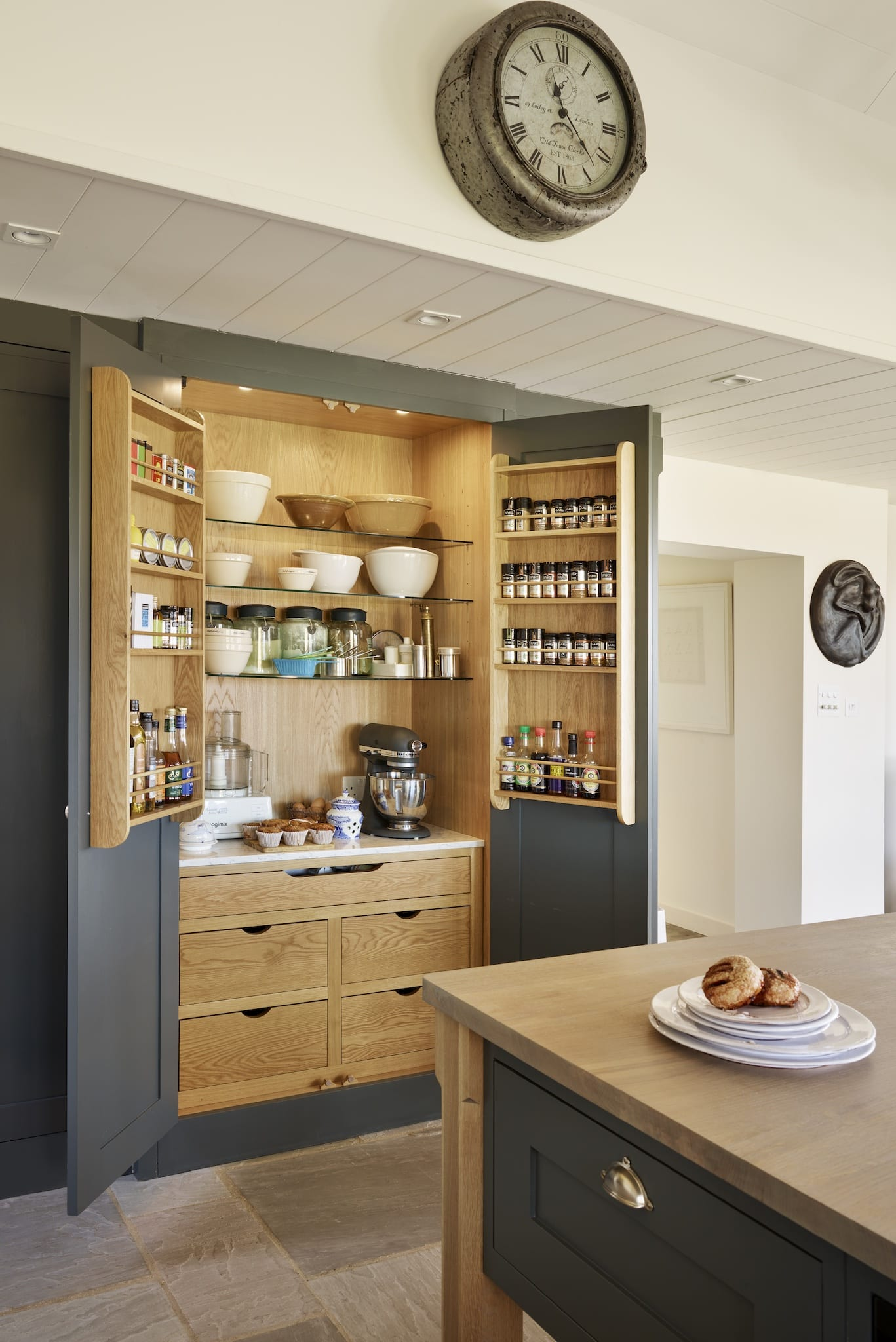 pantry kitchen free standing sink storage the beauty of a or larder next step is defining what sort will work best for you those with enough space dream walk in