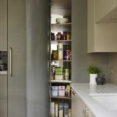 Kitchen Pantry Island Storage The Beauty Of A Or Larder D3 Jpg
