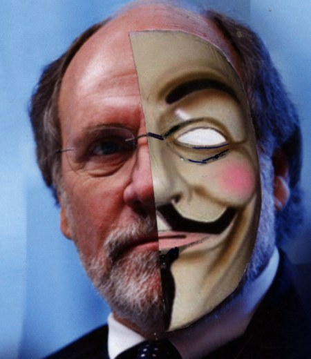 Corzine as Two-Face