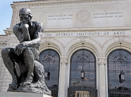 6 tickets to the Detroit Institute of Arts from Government Consultation Services
