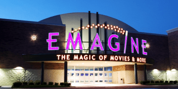 Movie tickets from Emagine Theater