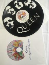 Etched Queen album by Alex Grimmer