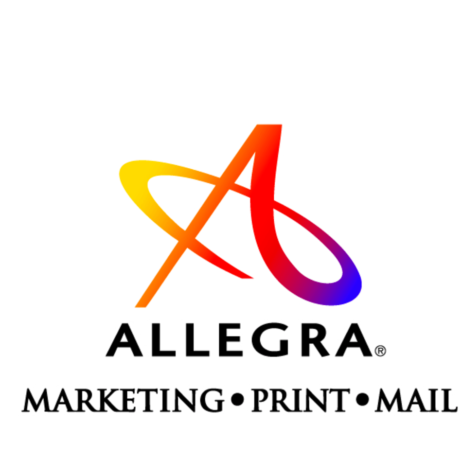 1,000 business cards from Allegra
