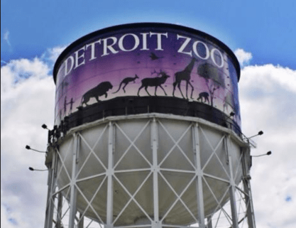 6 tickets to the Detroit Zoo from Governmental Consulting Services