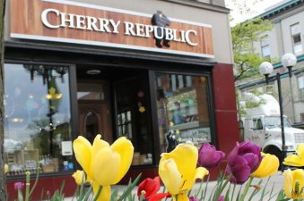 5 lbs of chocolate covered cherries from Cherry Republic