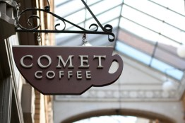 $50 or $20 gift card to Comet Coffee