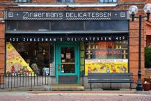 $50 gift card to Zingerman's Deli