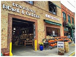 $100 gift card for Downtown Home & Garden