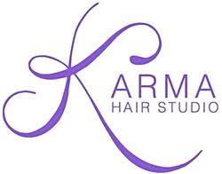Haircut and color from Karma Hair Studio