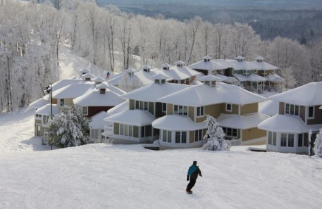 Crystal Mountain is a four-season family resort located in Northern Michigan.