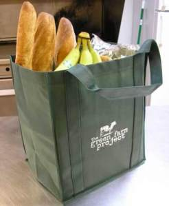 The Green Farm Project Reusable Bag