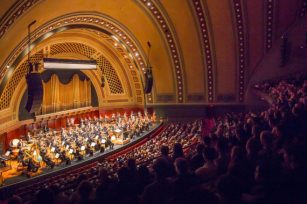 2 tickets to the Czech Philharmonic Orchestra on Thursday, November 1, 2018 at the Ann Arbor Hill Auditorium