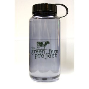 the green farm project water bottle