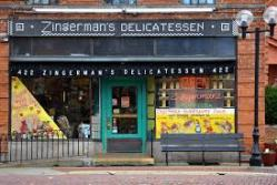 One gift certificate for Zingerman's deli, a value of $50