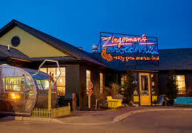 One gift certificate for weekday breakfast or lunch at Zingerman's Roadshow, a value of $40