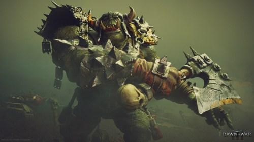 Ork Nob Dawn of War 3