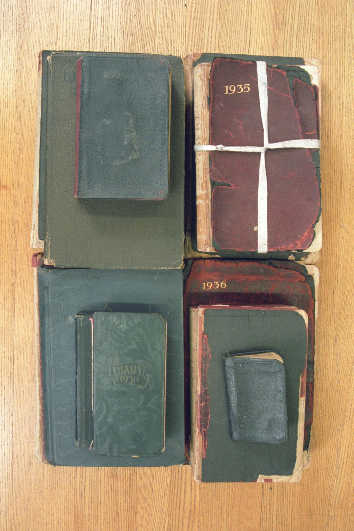 1920 1942 diaries dawn