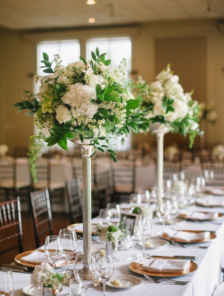 church banquet tables and chairs chair for dorm room wedding venue flowers-dawns designer flowers/london