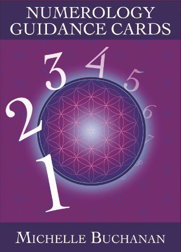 Numerology Guidance Cards A 44-Card Deck and Guidebook by MICHELLE BUCHANAN
