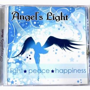 Angels Light Music CD Tranquillity Relaxing Calming Meditation Llewellyn