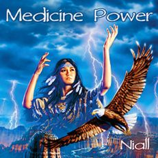 Medicine Power CD MUSICAL TRIBUTE NATIVE AMERICAN INDIANS SPIRITUAL MUSIC ALBUM